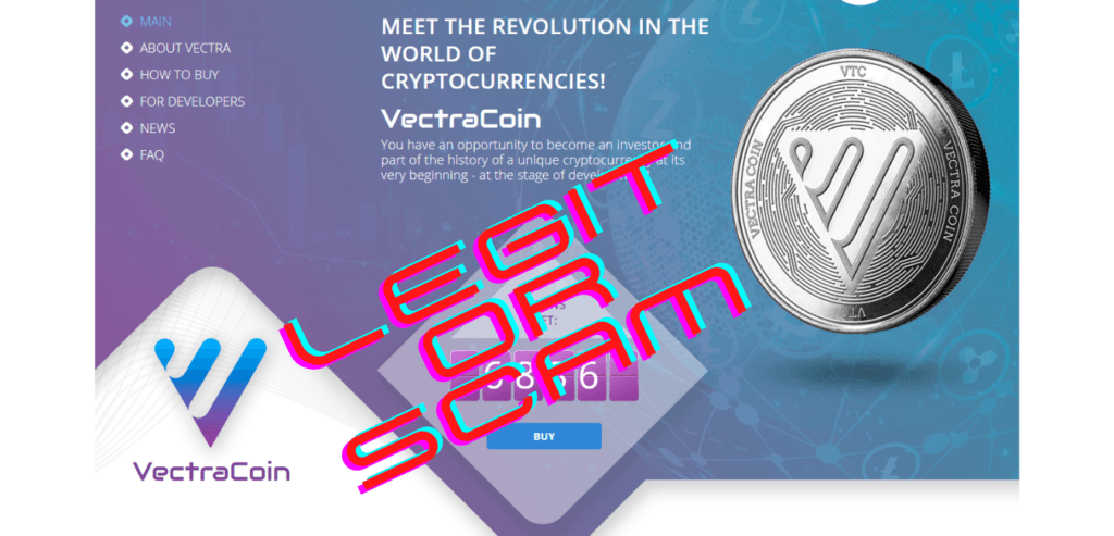 VectraCoin Scam or Not